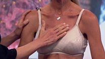 How to do a breast examination