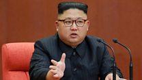 The three things North Korea wants