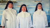 The nuns helping save a sacred species