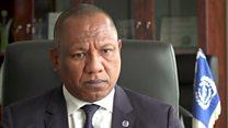 """Madagascar : un PM de """"consensus"""" contesté"""