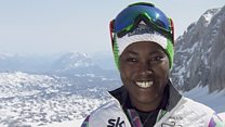 Skiing at Winter Olympics 'was like a dream'