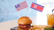 Trump-Kim summit: Can you achieve peace on a plate?