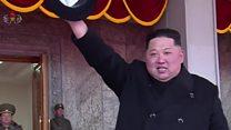 What should Donald Trump call Kim Jong-un?