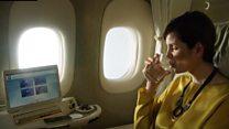 """طائرة """"بلا نوافذ"""" في الإمارات !"""