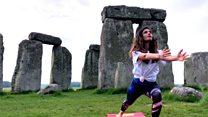 'Yoga has changed my life'