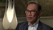 Anwar on Mahathir: 'We have to move on'