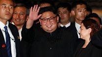 """Mr Kim… we love you!"""