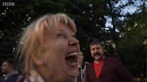 สอนยิ้มในรัสเซียต้อนรับนักท่องเที่ยวมาชมบอลโลก