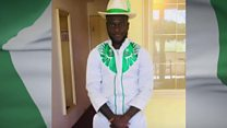 Fans react as Nigeria claim 'fashion World Cup'