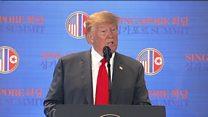 Trump Kim summit: What happens now?