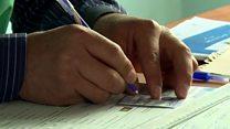 تنها 381 زن برای انتخابات پارلمانی افغانستان ثبت نام کردهاند