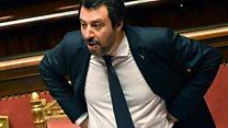 نزاع ایتالیا و فرانسه بر سر چیست؟