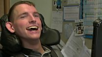 Disabled students 'honoured' to be attending Hawking memorial