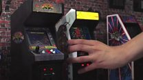 The arcade machines that sit on your desk