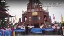 Giáo xứ miền Trung phản đối Luật An ninh mạng và Luật Đặc khu
