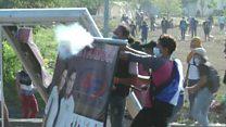 ادامه خشونت ها یک روز بعد از توافق دولت نیکاراگوئه و مخالفان