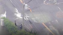 Fatal earthquake hits Japan