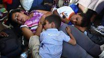 အမေရိကန် လူဝင်မှု မူဝါဒ သမ္မတကတော် ဝေဖန်
