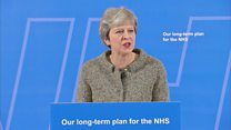 May: Tax rise to help pay for NHS boost
