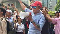 Nguyễn Tín nói về việc bị câu lưu do đi biểu tình