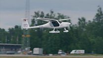 Will Norway's electric plane take off?