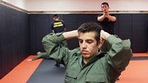 'Not bad guys' - US teens playing border patrol