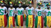 Africa's World Cup hopes for Senegal