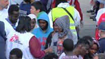 افزایش متوالی آمار پناهجویان جهان