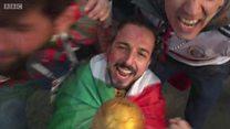 2018世界杯:场下球迷表情包