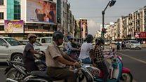 الدراجات النارية في مصر