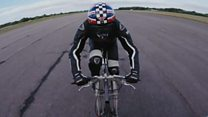 European cycling speed record broken