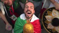 أفراح وأتراح في وجه مشجعي كأس العالم