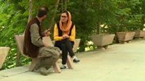 سرگذشت یک پناهنده عراقی در افغانستان