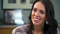 Being a mum and being New Zealand's PM