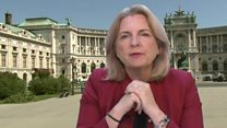 Kneissl defends Austria's immigration policy