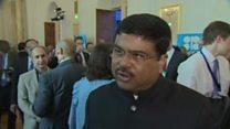 گفتگو اختصاصی بیبیسی فارسی با وزیر نفت هند در اجلاس اوپک
