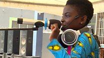 Meet 10-year-old DJ Switch