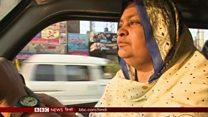 पाकिस्तान की वैन ड्राइवर