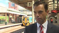 'Hugely ambitious' rail test centre