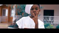 A garota de 10 anos que foi escolhida a melhor DJ de Gana