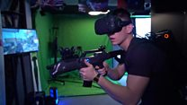 Virtual reality 'is not just for gamers'