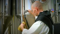 Monks brew UK's first Trappist beer
