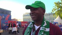 Super Eagles: l'optimisme des fans le match décisif