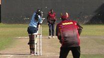 En Ouganda, pour l'amour du cricket