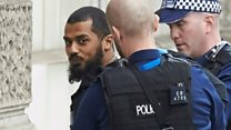 How police foiled a Westminster terror plot