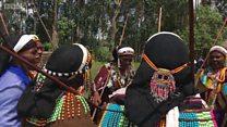 Cây gậy quyền lực bảo vệ phụ nữ Ethiopia