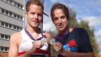 Runner's bid to honour sister's memory