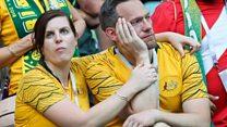 Дүйнөлүк футбол чемпионаты: Күйөрмандардын күйүтү жана кубанычы