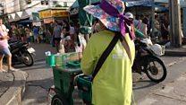 Người Việt làm 'du khách toàn thời gian' tại Thái Lan