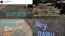 Meet the women standing up against catcalling